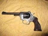 """Firearms Int'l Corp The REGENT .22 LR 6"""" Barrel - 8 Shot revolver"""