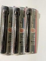 MAGLite Flashlight 4D Cell Hang Heavy Duty Black Mag Light Maglight S4D016