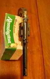 SMITH & WESSON 22-32 PREWAR KIT GUN - 3 of 6