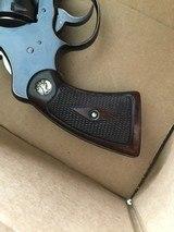 """Colt Pre War Officer's Model Target .38 71/2"""" barrel - 5 of 5"""