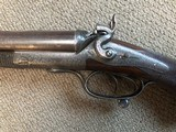 E.M. Reilly & Co Double Rifle 450 3-1/4 BPE - 4 of 14