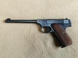 Colt woodsman 22LR