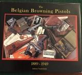 THE BELGIAN BROWNING PISTOLS (1889-1949) AUTHOR: ANTHONY VANDERLINDEN