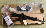 LMT CQB PS16 Piston Driven 5.56 AR-15 Sopmod Rifle Lewis Machine and Tool AR