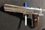 """ARGENTINE sistema COLT 1911 rare marked """"IP"""" Institutos Penales, mysterious IP DGFM FMAP MATCHING - 14 of 15"""