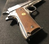 """ARGENTINE sistema COLT 1911 rare marked """"IP"""" Institutos Penales, mysterious IP DGFM FMAP MATCHING - 12 of 15"""