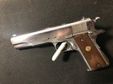 """ARGENTINE sistema COLT 1911 rare marked """"IP"""" Institutos Penales, mysterious IP DGFM FMAP MATCHING - 1 of 15"""