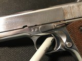 """ARGENTINE sistema COLT 1911 rare marked """"IP"""" Institutos Penales, mysterious IP DGFM FMAP MATCHING - 9 of 15"""