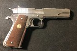 """ARGENTINE sistema COLT 1911 rare marked """"IP"""" Institutos Penales, mysterious IP DGFM FMAP MATCHING - 13 of 15"""