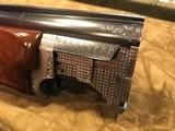 "Winchester 101 Grand European 20 GA 27"" Near Mint Cased - 8 of 15"