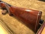 "Winchester 101 Grand European 20 GA 27"" Near Mint Cased - 3 of 15"