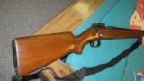 Winchester Model 52 22 Rimfire Rifle - 1 of 7