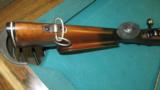 Springfield 1903 Sporter rifle with adjustable rear sight - 10 of 12