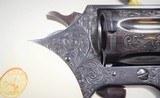 "1976 Colt Detective Special 38 Special 2"" Barrel, Engraved by Master Engraver Denise Thirion, Blue. - 13 of 15"