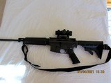 Bushmaster AR .223 - 5.56 cal.