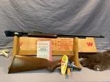 Winchester Model 61, 22 Short, LLR