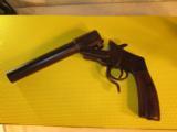 German WWI Flare Pistol - 1 of 4