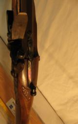 Dale Johnson Left Hand .32 Caliber Flint Lock Rifle - 3 of 12