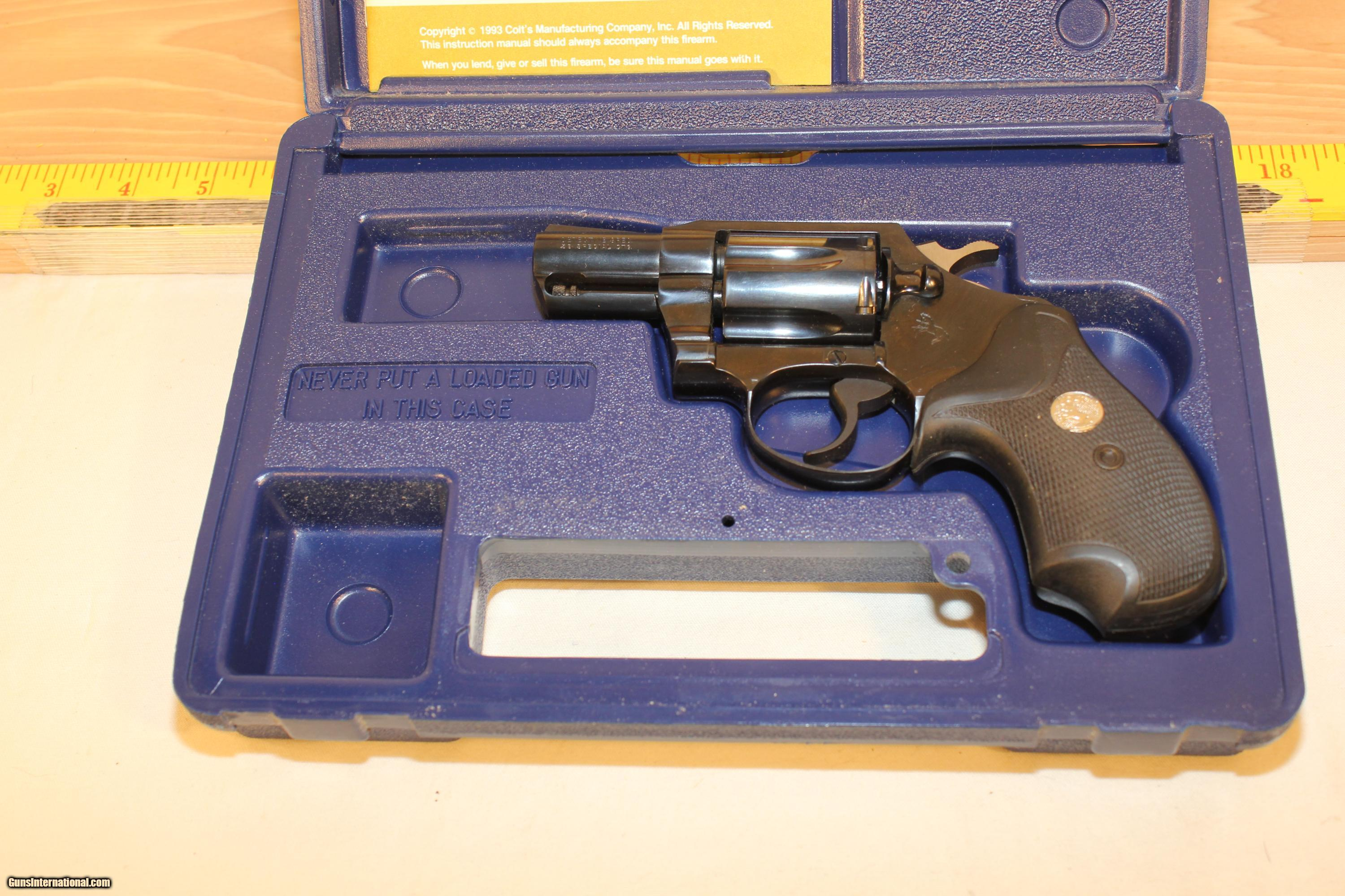 colt detective special dating Harlem nights is a 1989 crime comedy that was written and directed by eddie murphy, who also starred in the film the following weapons were used in the film harlem nights: contents 1 colt.