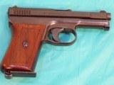 Mauser 6.35 MM Model 1910/14