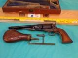 Colt 1860 Army Cased Replica