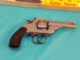 Iver Johnson 32 Caliber Safety Automatic Revolver.