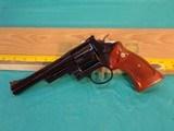 S&W Model 57-6 41 Magnum