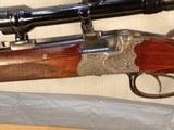 Robert Schuler-Koln 8x60RS double rifle. - 5 of 10