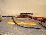 Robert Schuler-Koln 8x60RS double rifle. - 1 of 10