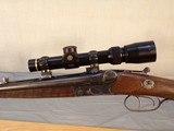 Vierdordt & Comp - Kissingen 8mm double rifle. - 4 of 7