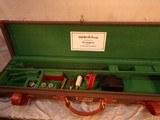 Webley & Scott20 Gauge Box Lock Ejector Cased - 3 of 14