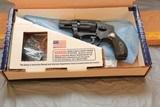 S&W Model 43c 8 shot 22 Revolver