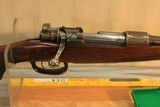 R.Bessel & Sohn. Sagan German prewar sporting rifle in 8mm06 Caliber - 3 of 10