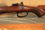 R.Bessel & Sohn. Sagan German prewar sporting rifle in 8mm06 Caliber - 5 of 10