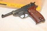 Mauser P-38 Pistol 9 MM Para