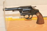 Colt Police Positive .32 Caliber Revolver