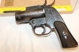 ww ii 37 mm flare gun by evcc dated 1942.