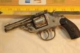 Secret Service Special Revolver in 38 S&W Caliber