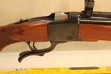 RugerNumber 1 rifle in 243 Win