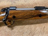 FREE SAFARI - NEW SAKO OF FINLAND CUSTOM SHOP 85 L BAVARIAN 7MM REMINGTON MAGNUM RIFLE