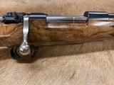 FREE SAFARI - NEW MAUSER M98 STANDARD DIPLOMAT 308 WINCHESTER RIFLE, GRADE 7