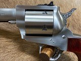 NEW FREEDOM ARMS 83 PREMIER GRADE REVOLVER, 44 REMINGTON MAGNUM WITH FACTORY UPGRADES - LAYAWAY AVAILABLE - 10 of 20