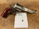NEW FREEDOM ARMS 83 PREMIER GRADE REVOLVER, 44 REMINGTON MAGNUM WITH FACTORY UPGRADES - LAYAWAY AVAILABLE - 16 of 20