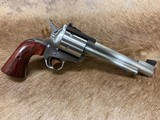NEW FREEDOM ARMS 83 PREMIER GRADE REVOLVER, 44 REMINGTON MAGNUM WITH FACTORY UPGRADES - LAYAWAY AVAILABLE - 1 of 20