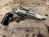 NEW FREEDOM ARMS 83 PREMIER GRADE, 44 REMINGTON MAGNUM WITH FACTORY UPGRADES - LAYAWAY AVAILABLE