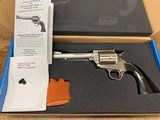 NEW FREEDOM ARMS 83 PREMIER GRADE REVOLVER 500 WE WYOMING EXPRESS 500 AE WITH FACTORY UPGRADES - LAYAWAY AVAILABLE - 17 of 19