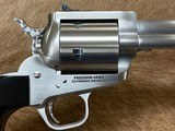 NEW FREEDOM ARMS 83 PREMIER GRADE REVOLVER 500 WE WYOMING EXPRESS 500 AE WITH FACTORY UPGRADES - LAYAWAY AVAILABLE - 3 of 19