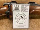 FREE SAFARI - NEW COOPER FIREARMS 6.5 CREEDMOOR RIFLE MODEL 54 VARMINTER M54 - 20 of 24