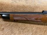 NEW COOPER MODEL 57 CUSTOM CLASSIC RIFLE 22 LONG RIFLE, AAA CLARO WOOD 57M - 12 of 24