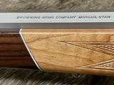 FREE SAFARI, BROWNING X-BOLT WHITE GOLD MEDALLION MAPLE 28 NOSLER 035332288 - LAYAWAY AVAILABLE - 19 of 25